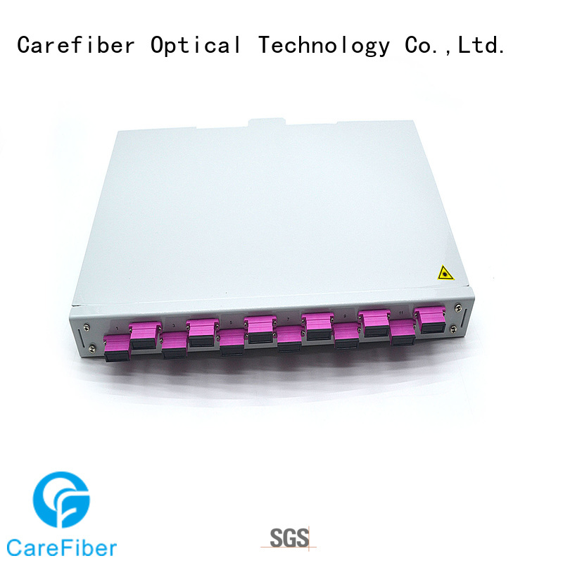 Carefiber cost-effective multimode fiber optic cable buy now for customization