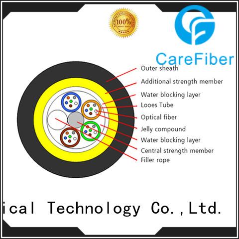 high reliability aerial fiber cable program consultation for communication