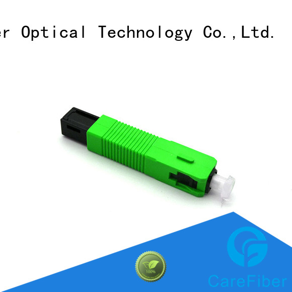 best fiber optic lc connector carefiber provider for communication
