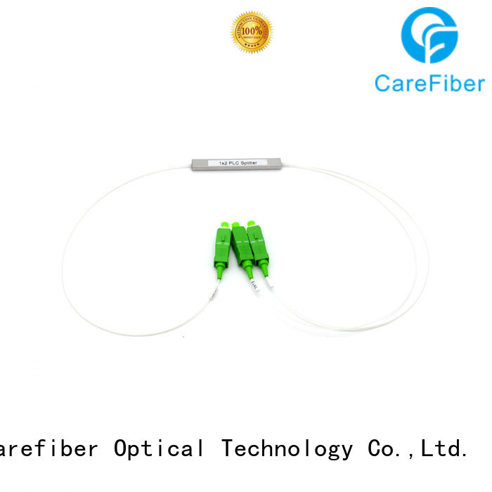 Carefiber typecfowu04 splitter plc trader for industry