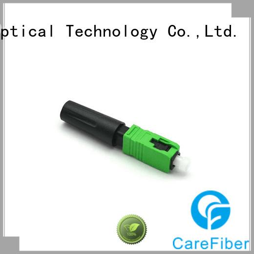 S2C fiber connector:CFO-SC-APC-L5001