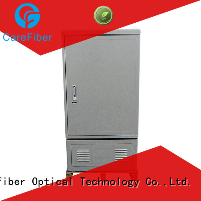 Carefiber new ftth cabinet factory for telecom industry