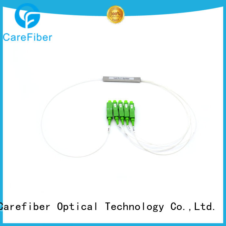Carefiber most popular fiber cable splitter cable for global market