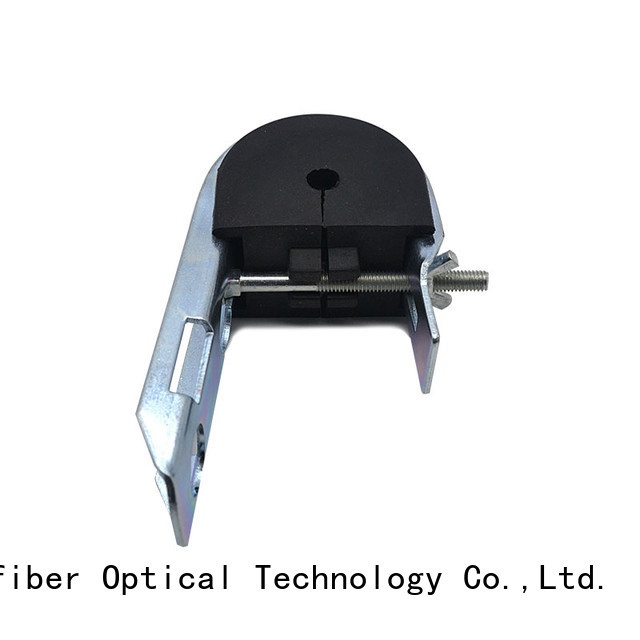 Carefiber clamp fiber optic cable clamp program consultation for businessman