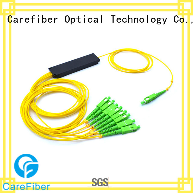 best single mode fiber splitter cooperation for industry