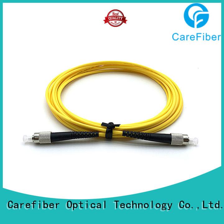 Carefiber sx cable patch cord manufacturer