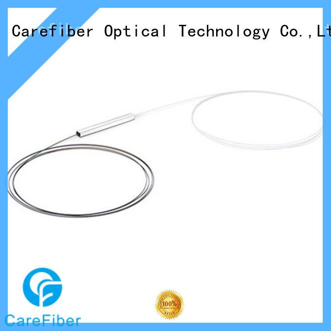 Carefiber best fiber splitter foreign trade for global market