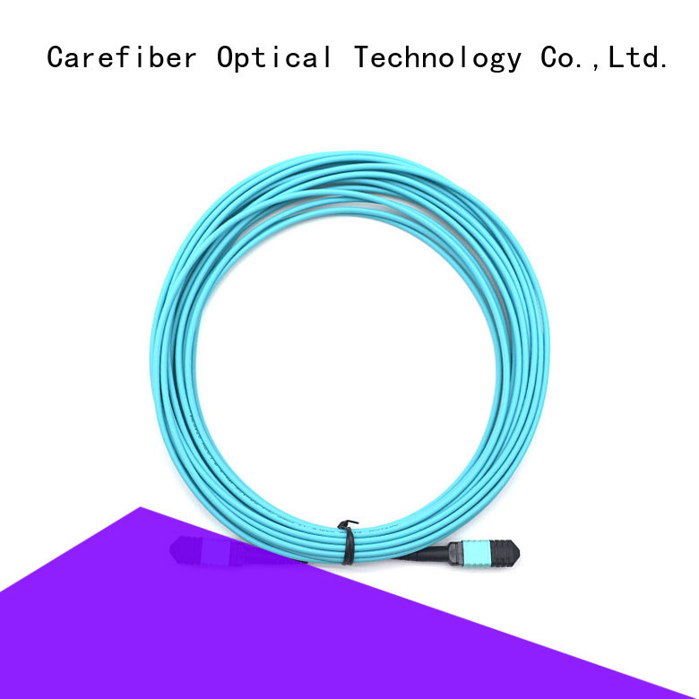 Carefiber mpompoom412f30mmlszh10m mpo patch cord foreign trade for wholesale