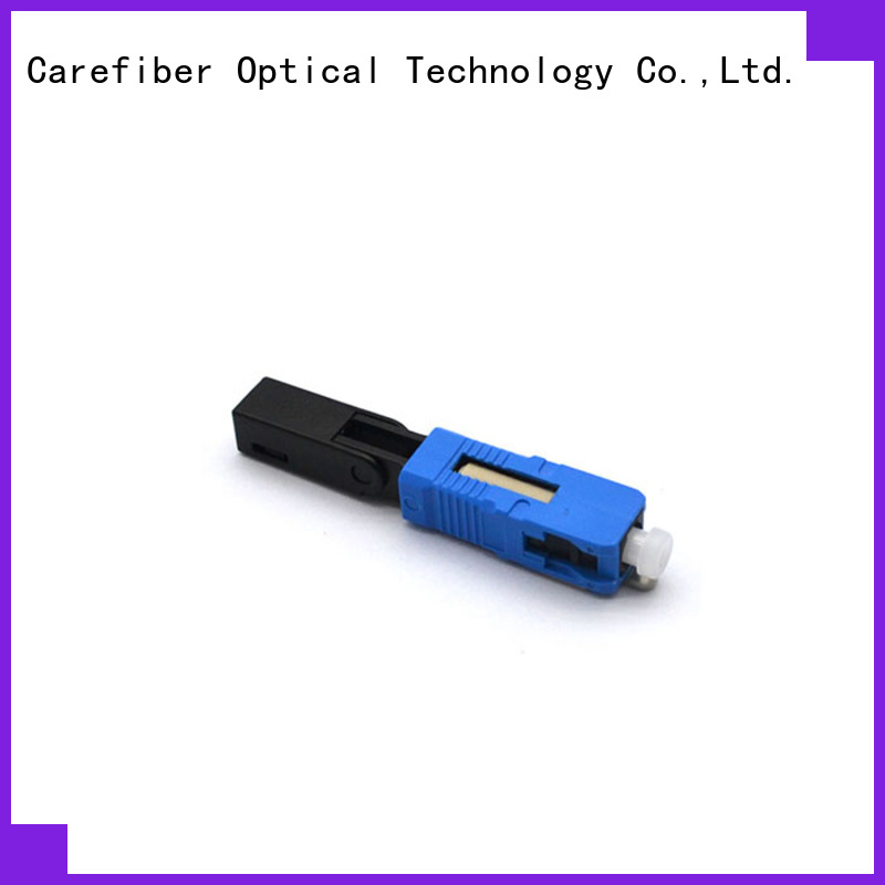 Carefiber cfoscupc5002 fiber fast connector factory for communication