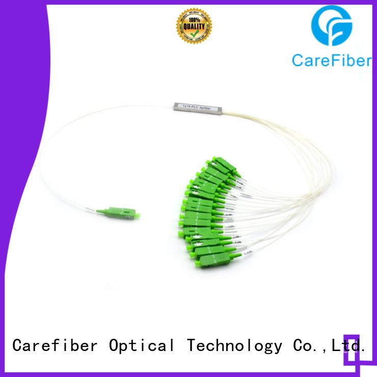 Carefiber best optical cord splitter trader for global market
