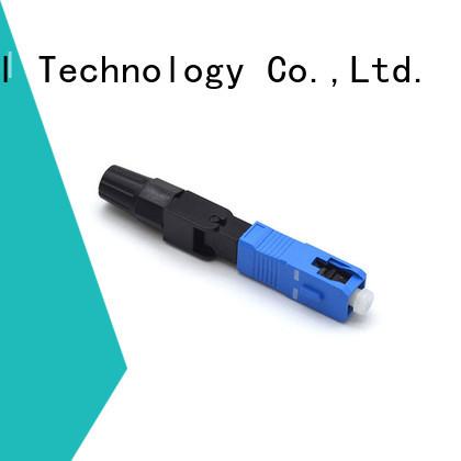 Carefiber new fiber fast connector factory for distribution