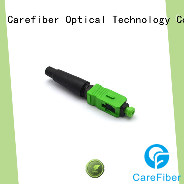 dependable sc fiber optic connector trader for consumer elctronics