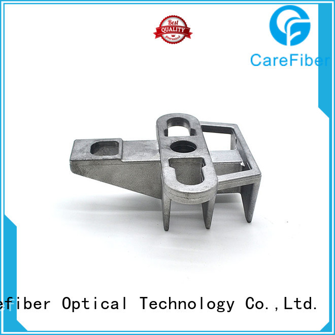Carefiber high reliability fiber optic parts and accessories for businessman