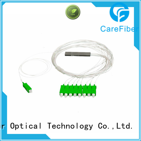 Carefiber scupc digital optical cable splitter trader for communication