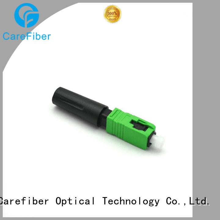 cfoscupc6001 fiber fast connector lock for consumer elctronics Carefiber