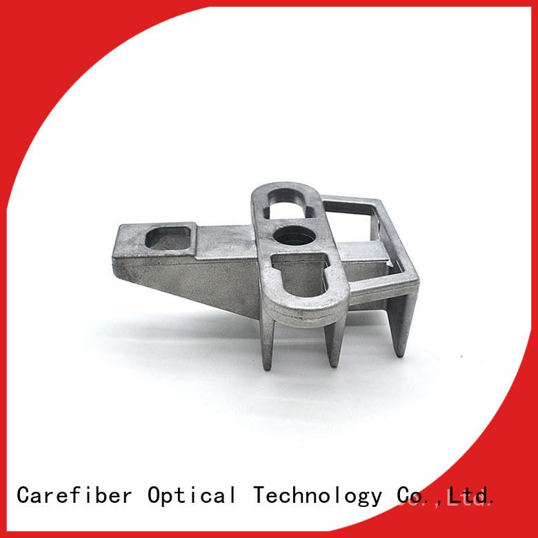Carefiber high-efficiency fiber optic cable clamp program consultation for communication