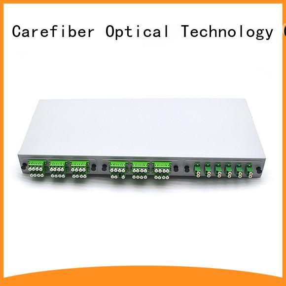 Carefiber frame odf fiber provider for local area network