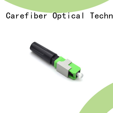 dependable fiber optic fast connector connectorcfoscapcl5001 factory for communication