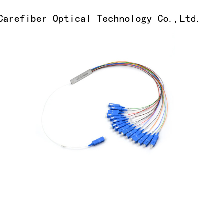 Carefiber splittercfowa16 optical splitter best buy cooperation for global market