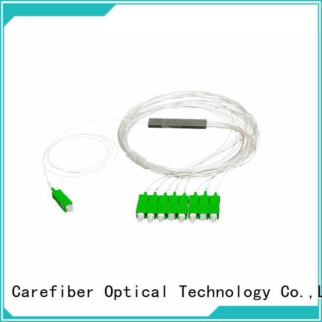 Carefiber plc plc fiber splitter trader for communication