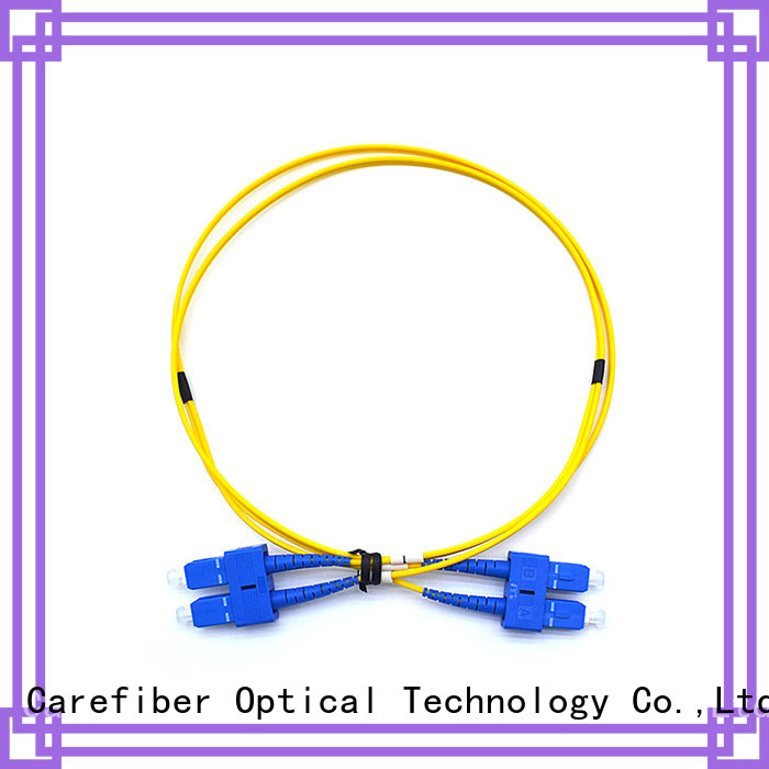 Carefiber high quality lc lc fiber patch cord order online for consumer elctronics