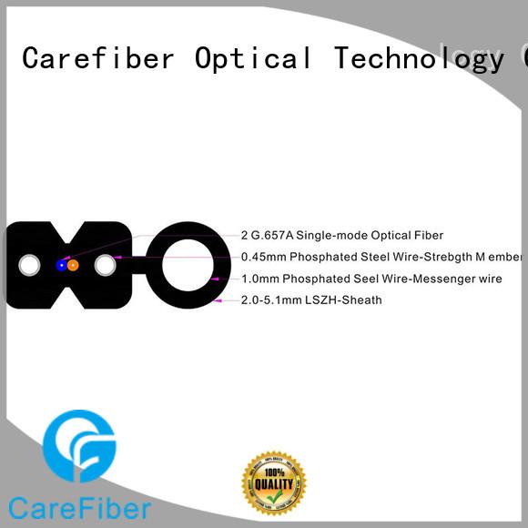 Carefiber gjxfh ftth fiber factory for communication