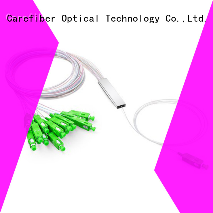 Carefiber most popular digital optical cable splitter trader for industry