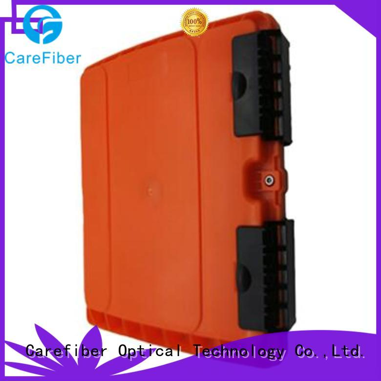 Carefiber cable distribution box order now for transmission industry
