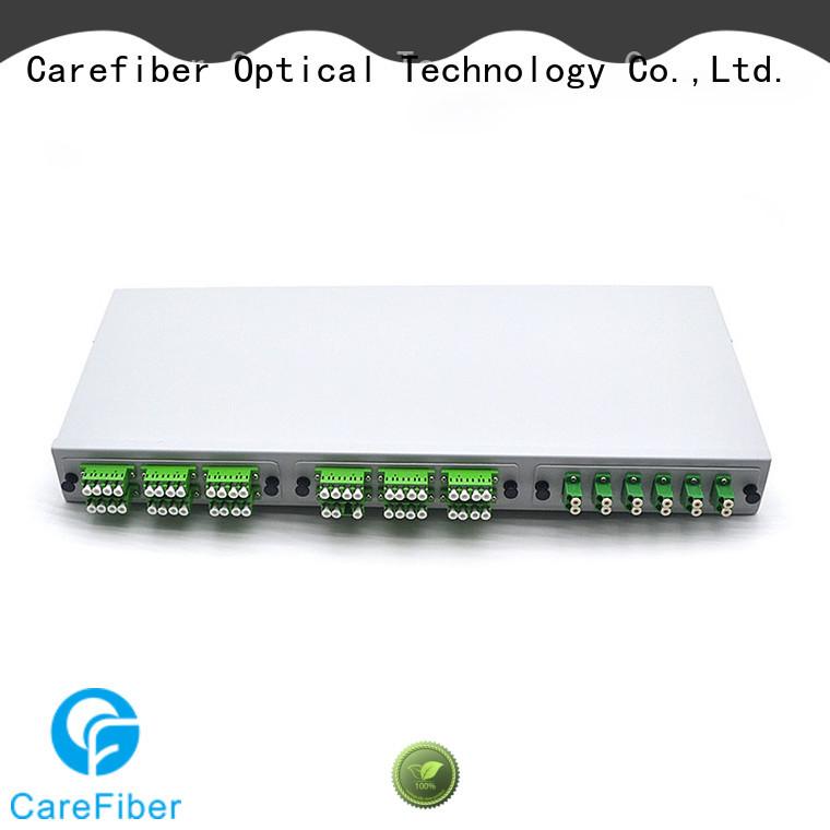 Carefiber best fiber distribution panel 1useparate for data processing