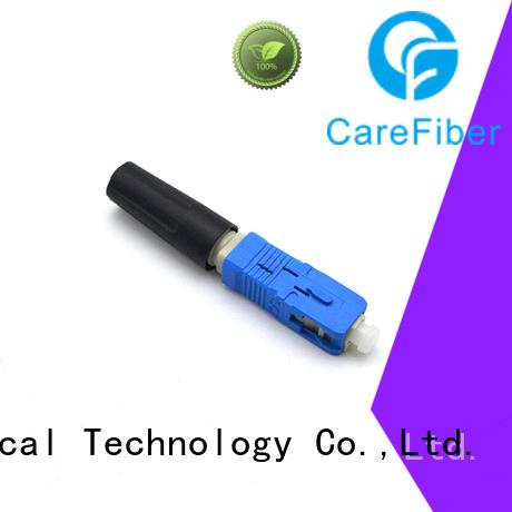 cfoscapcl5202 single mode fiber connector types provider for communication Carefiber