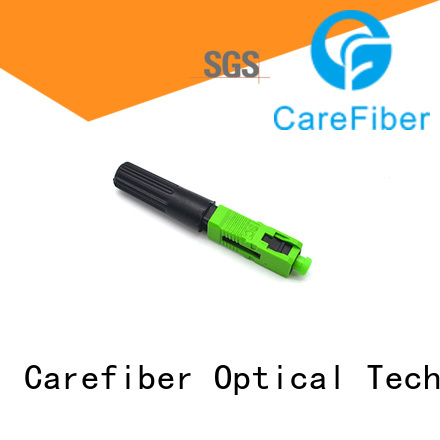 Fiber optic assembly fast connector :CFO-SC-APC-L6002