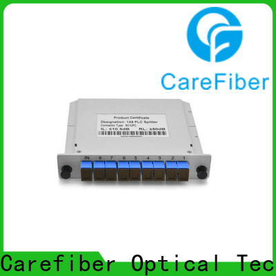 Carefiber typecfowu04 optical cable splitter best buy cooperation for communication