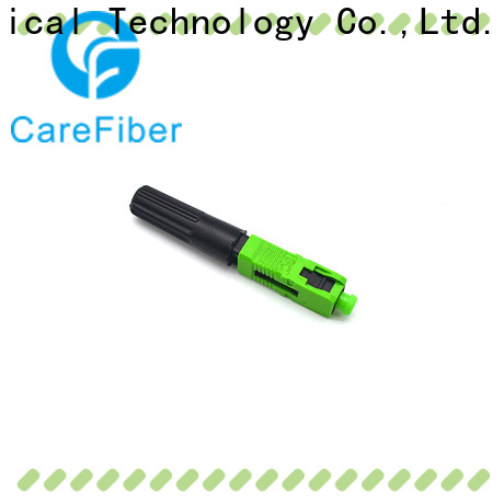 dependable optical connector types cfoscapcl5401 factory for communication