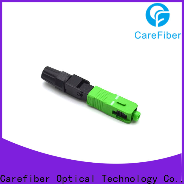 new fiber optic lc connector connector factory for communication