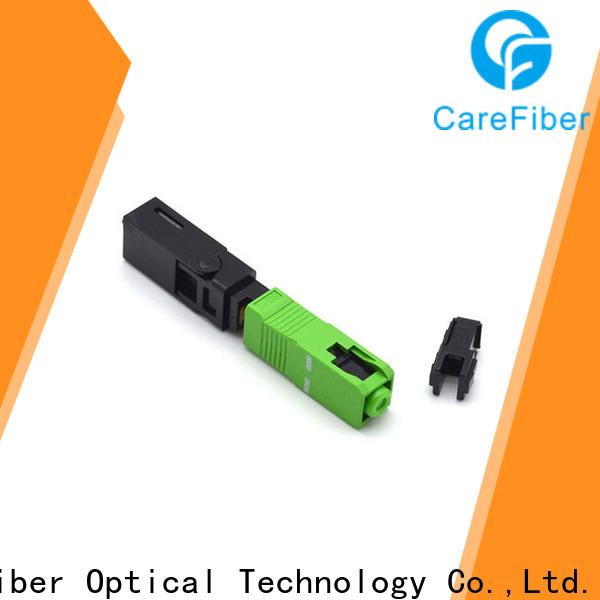 best fiber optic fast connector carefiber factory for communication
