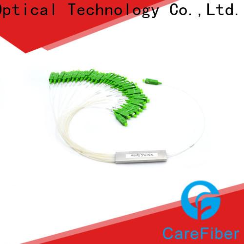 Carefiber 1x8 fiber optic cable slitter trader for communication