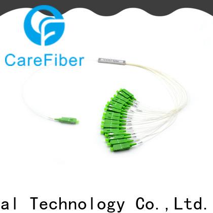 Carefiber splittercfowa08 plc splitter cooperation for communication