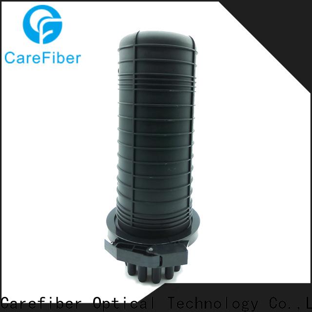 Carefiber dometype optical enclosure provider for transmission network