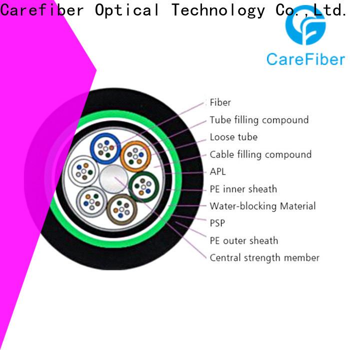 Carefiber gyfty outdoor fiber patch cable buy now for merchant
