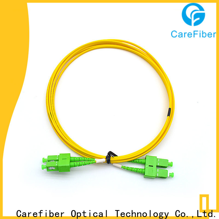 credible sc apc patch cord 1m great deal for communication