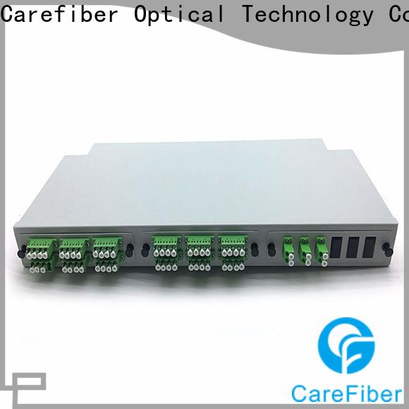 Carefiber distribution fiber optic cable connectors wholesale for OEM
