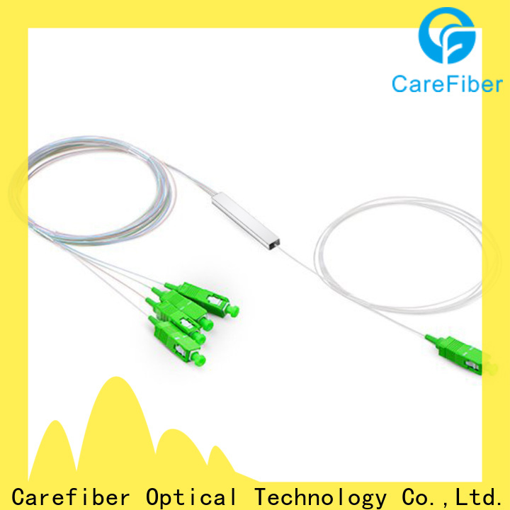 Carefiber abs optical cord splitter foreign trade for communication