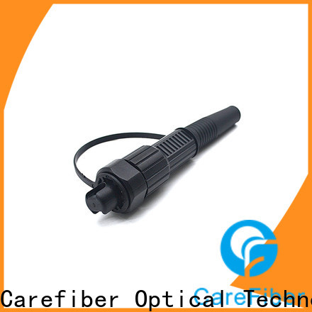 Carefiber connectorminisc water-proof connector made in China for communication