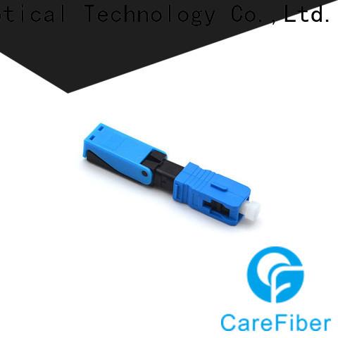 Carefiber cfoscapcl5502 lc fiber connector factory for communication