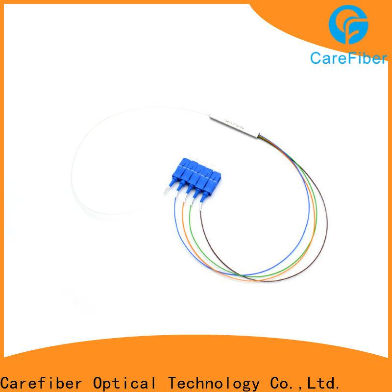 Carefiber most popular optical cable splitter foreign trade for global market