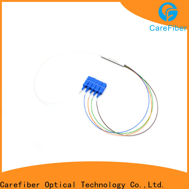 Carefiber most popular optical cable splitter foreign trade for global market