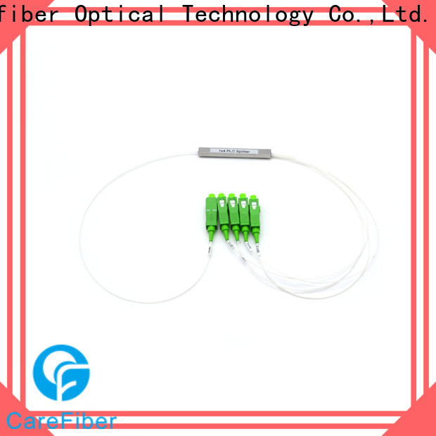 most popular plc splitter 1x2 foreign trade for global market