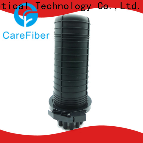 high volume fiber optic enclosure optical provider for communication