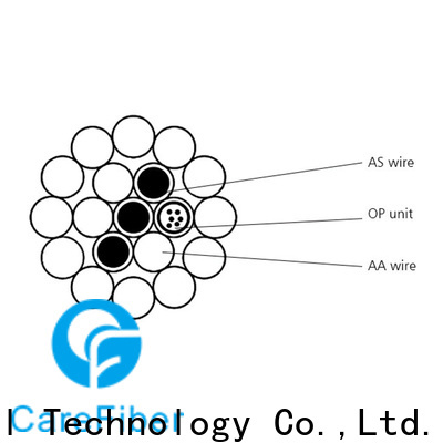 Carefiber cable overhead ground wire order online for wholesale