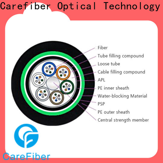 Carefiber commercial outside plant fiber optic cable buy now for trader